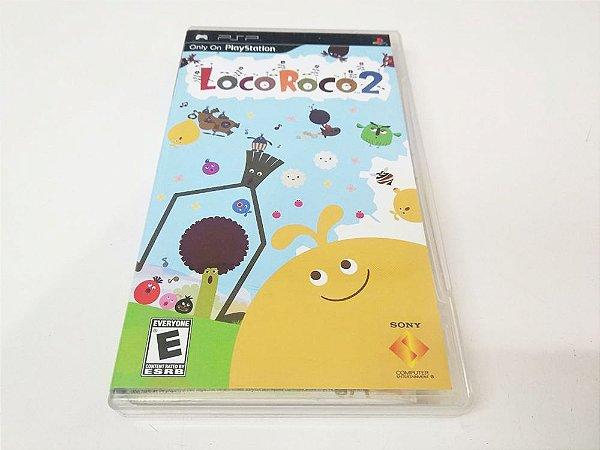 Loco Roco 2 - PSP (usado)