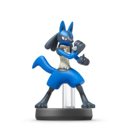 Lucario Amiibo: Super Smash Bros - Switch/WiiU