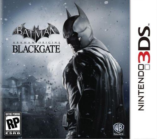 Batman: Arkham Origins Blackgate - 3DS