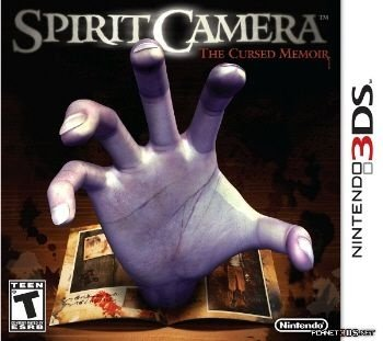 3DS Spirit Camera - The Coursed Memoir