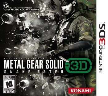 Metal Gear Solid: Snake Eater - 3DS
