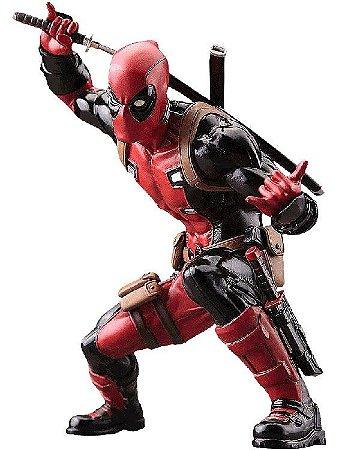 Deadpool Marvel Now ArtFX+ - Kotobukiya
