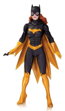 Batgirl Zero Year Greg Capullo - DC Collectibles