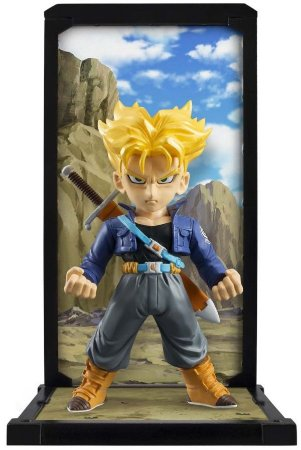 Dragon Ball Z Super Saiyan Trunks - Tamashii Buddies
