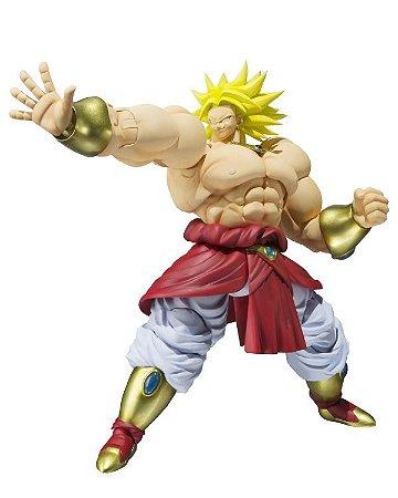 Dragon Ball Z Broly - S.H.Figuarts Bandai