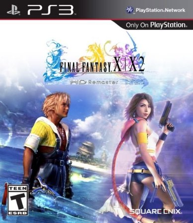 PS3 Final Fantasy X/X-2 HD Remaster