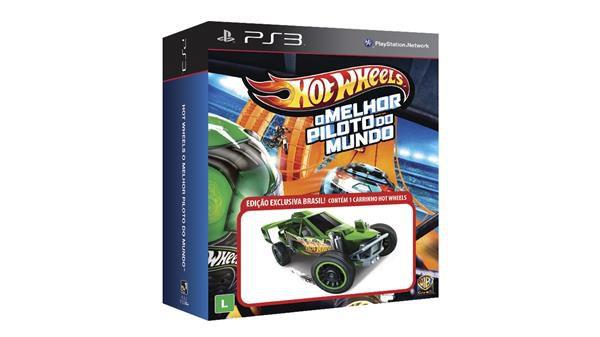 Hot Wheels: O Melhor Piloto do Mundo - PS3