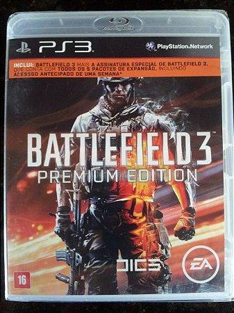 PS3 Battlefield 3 - Premium Edition
