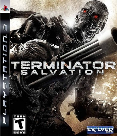 Terminator Salvation - PS3 (usado)