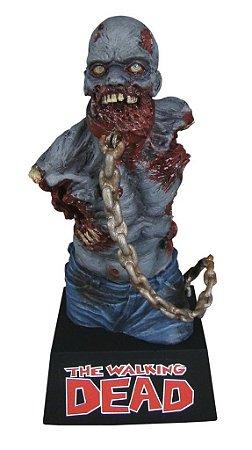 Cofre Busto Zombie Pet 2 The Walking Dead - Diamond Toys