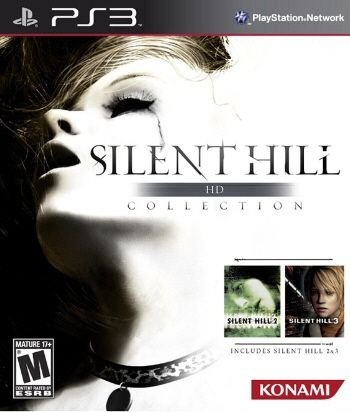 PS3 Silent Hill - HD Collection