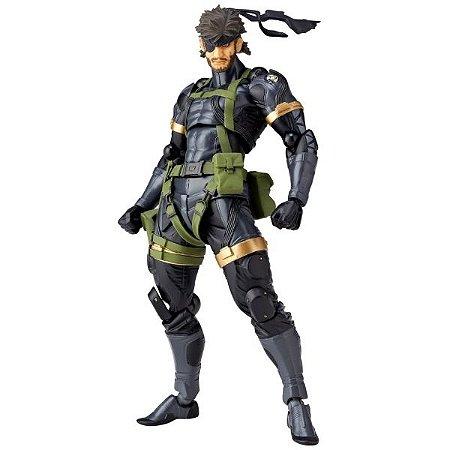 Snake Metal Gear Solid Peace Walker - Revoltech