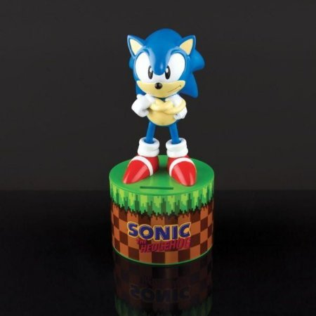 COFRE SONIC THE HEDGEHOG - PALADONE