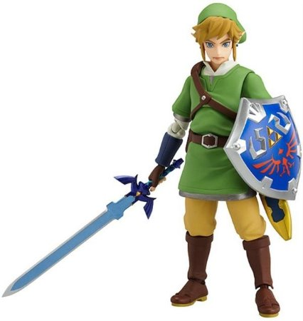 Link The Legend of Zelda Skyward Sword - Figma Good Smile