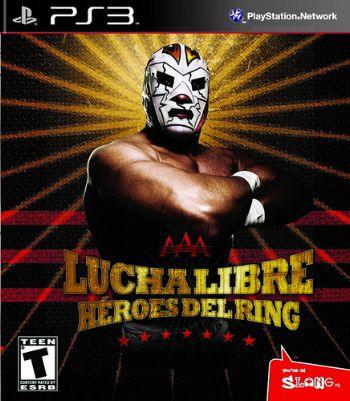 Lucha Libre: Heroes Del Ring - PS3