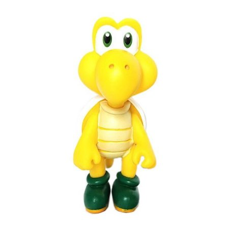 Koopa Troopa Mini Figure Collection - Goldie