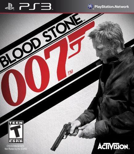 007 Blood Stone - PS3