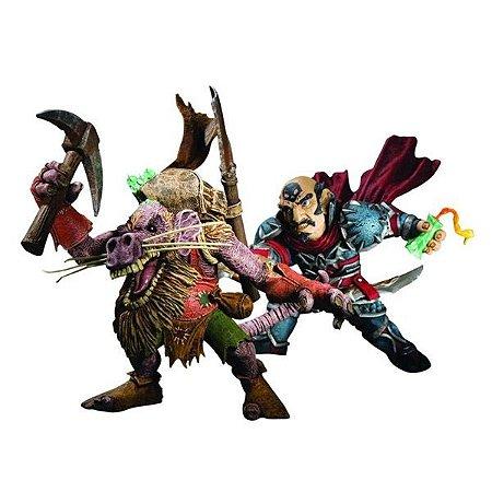 Gnome Rogue: Brink Spannercrank vs. Kobold Miner - World of Warcraft Series 8