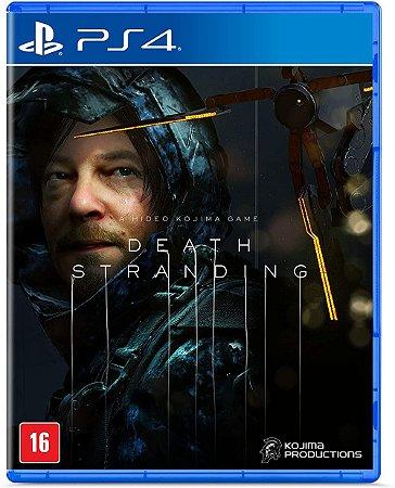 Death Stranding - PS4 (usado)