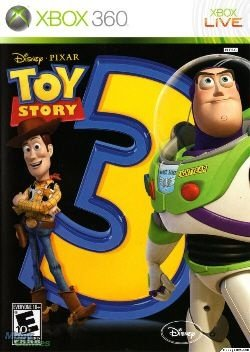X360 Toy Story 3