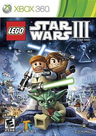 X360 Lego Star Wars III - The Clone Wars