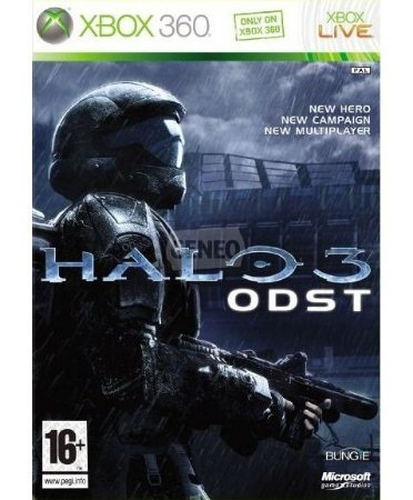 X360 Halo ODST