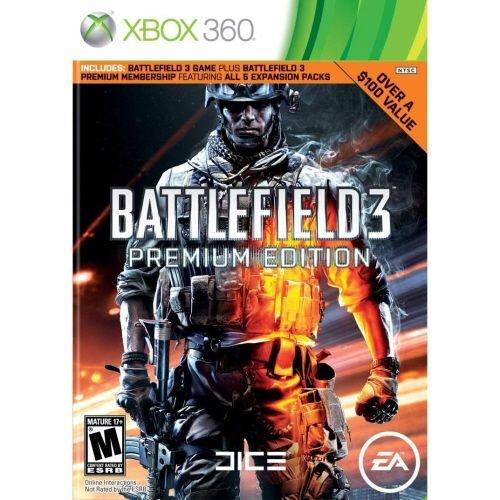 X360 Battlefield 3 - Premium Edition