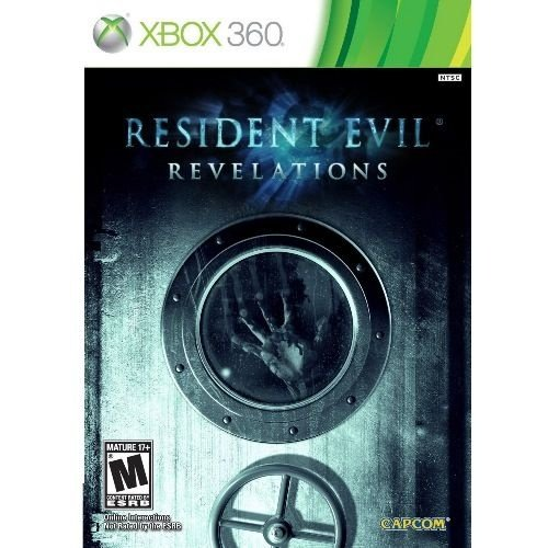 X360 Resident Evil Revelations