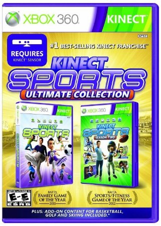 X360 Kinect Sports - Ultimate Collection