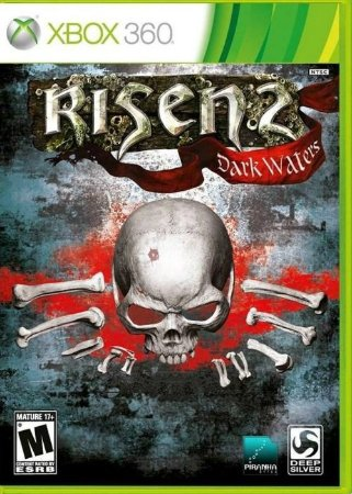 X360 Risen 2 - Dark Waters