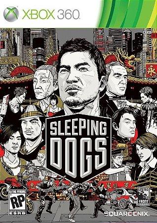 X360 Sleeping Dogs