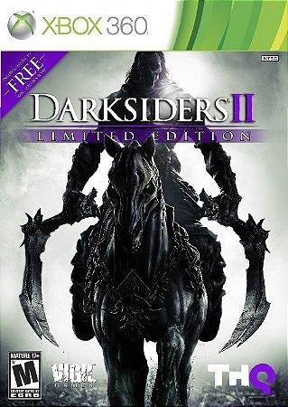 X360 Darksiders II - Limited Edition