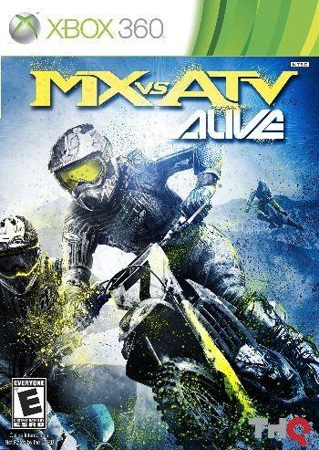 X360 MX vs Atv Alive