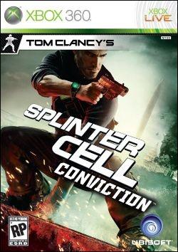 X360 Splinter Cell - Conviction