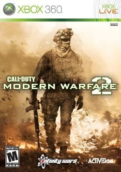 X360 Call of Duty - Modern Warfare 2