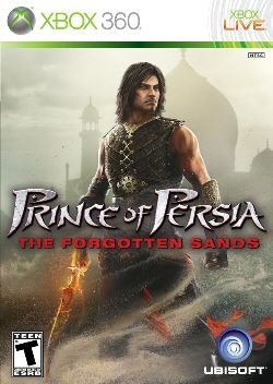 X360 Prince of Persia - The Forgotten Sands