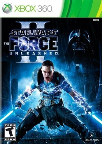 X360 Star Wars - The Force Unleashed II