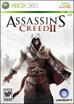 X360 Assassin´s Creed 2