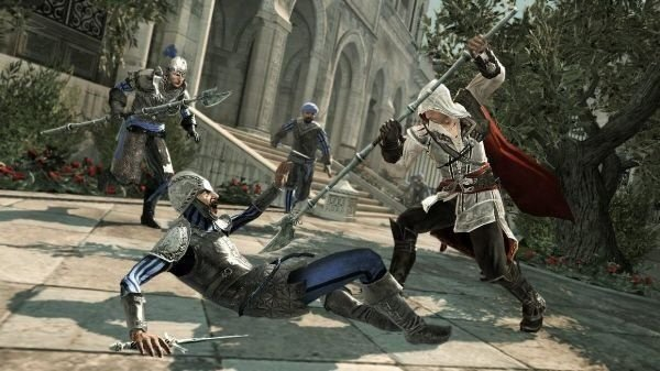 ASSASSIN´S CREED 2 (X360)