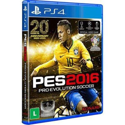 PS4 PES 2016 - Pro Evolution Soccer