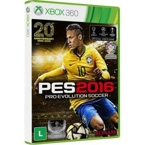 X360 PES 2016 - Pro Evolution Soccer