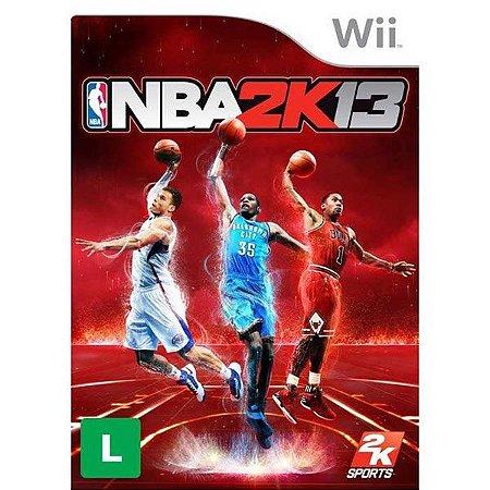 Wii NBA 2K13