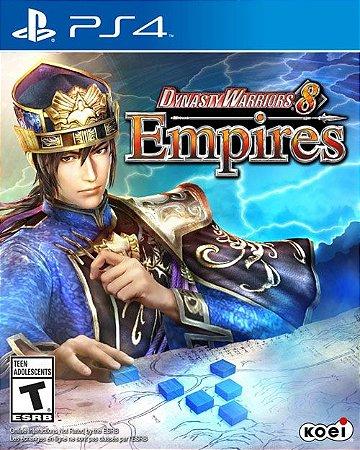 Dynasty Warriors 8: Empires - PS4