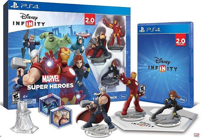 PS4 Disney Infinity 2.0 Starter Pack
