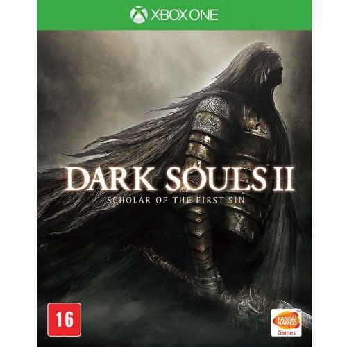 XONE Dark Souls II - Scholar of The First Sin