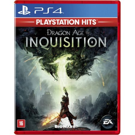 Dragon Age: Inquisition Hits - PS4