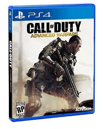 Call of Duty: Advanced Warfare - PS4