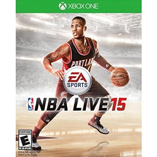 XONE NBA Live 15