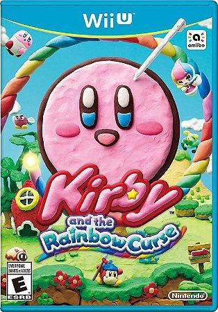 Kirby And The Rainbow Curse - Wii U