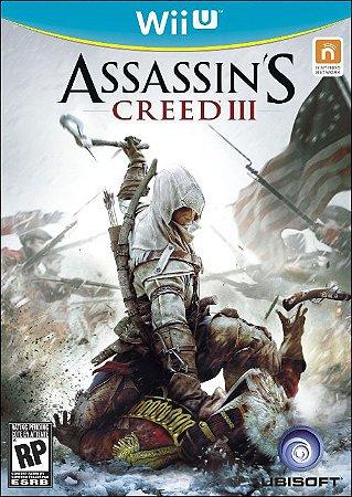 Assassin´s Creed 3 - Wii U